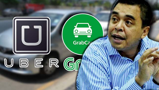 Big Blue Taxi boss sees red over nod for Uber, Grab | Wind